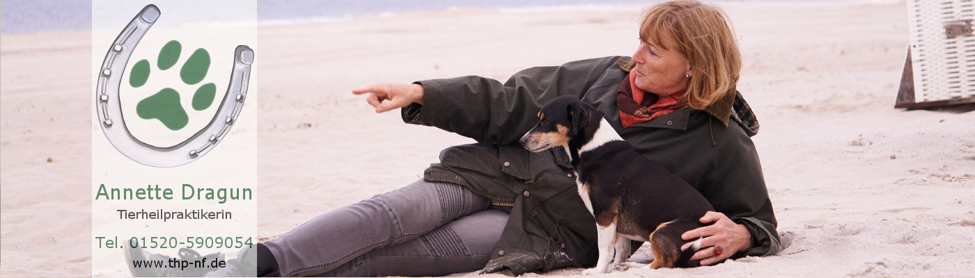 Tierheilpraktikerin Annette Dragun
